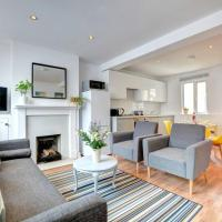 The Pearl - Brighton's Best Location stylish house with garden up to 6 guests