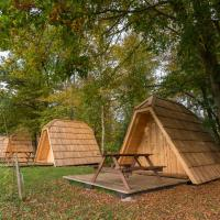Glamping Village - Speleo Camp, hotel in Logatec