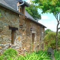 Rainbow Cottage, Le Petit Poubreu, hotel in Ruffiac
