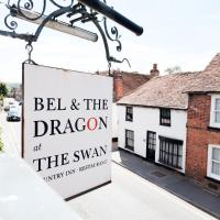Bel and The Dragon-Kingsclere, hotel in Kingsclere