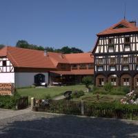 Zagroda Kołodzieja, hotel in Zgorzelec