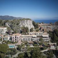 Grand Hotel Timeo, A Belmond Hotel, Taormina, отель в Таормине