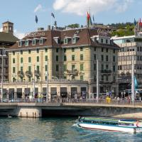 Central Plaza, hotel in Zurich