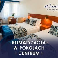 Abidar Hotel Spa & Wellness, hotel in Ciechocinek