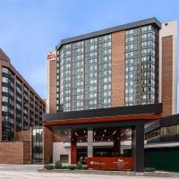 Hilton Garden Inn Ottawa Downtown – hotel w mieście Ottawa