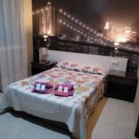 Hotel Nuevo Ara, отель в городе Касерес
