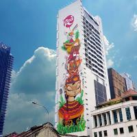 Jom Staycation @theRED, hotel u Kuala Lumpuru