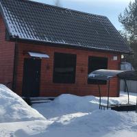 Eco House 3,5 km from Nizhniy poselok