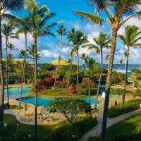 2417 @ Oceanfront Resort Lihue, Kauai Beach Drive