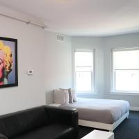 Furnished Newbury Street Studio, #6