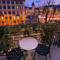 Hotel Zurigo Downtown, hotel a Lugano