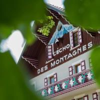 L'Echo des Montagnes, hôtel à Armoy