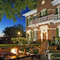 Cloran Mansion Bed & Breakfast, hotel in Galena