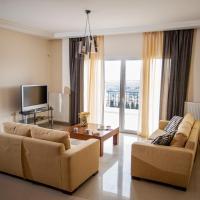 Private sunny villa with amazing view