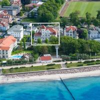 Villa Astoria - Suiten am Meer, Hotel in Kühlungsborn