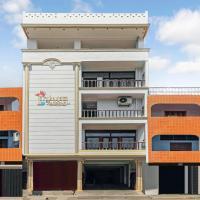 Treebo Trip Prakasam Residency, hotel in Pondicherry