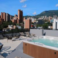 Hotel Dix, hotel in Medellín