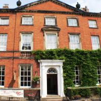 The Bank House Hotel, hotel in Uttoxeter