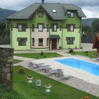 Emerald House, hotel in Mykulychyn