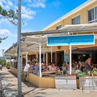 Seabreeze Beach Hotel, hotel in South West Rocks