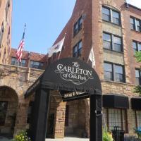 Carleton of Oak Park, hotel in Oak Park