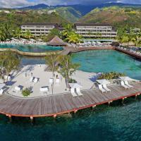 Manava Suite Resort Tahiti, hotel em Punaauia
