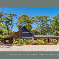 Chapel Hill Winery Guest House, hotel in McLaren Vale