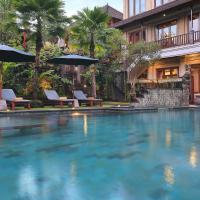 Ketut's Place Villas Ubud, отель в Убуде