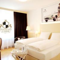 Boutique Hotel Goldenes Lamm, hotel in Villach
