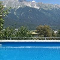 Exklusive Neubau-Penthousewohnung in Innsbruck, hotel near Innsbruck Airport - INN, Innsbruck
