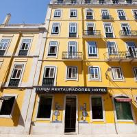 TURIM Restauradores Hotel, hotel u Lisabonu