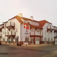 Strandhotellet, hotel in Blokhus