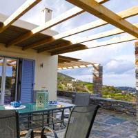 Cycladic Villa with sea view!