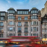 The Resident Covent Garden (formerly The Nadler Covent Garden), hotel in Covent Garden, London