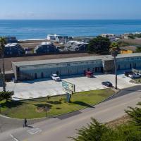 Sea Breeze Inn - San Simeon, hotel v destinaci San Simeon