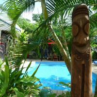 Travellers Budget Motel, hotel near Bauerfield International - VLI, Port Vila