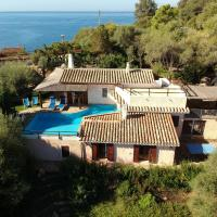 Villa Nemea: Typical sardinian Villa with pool and gret views