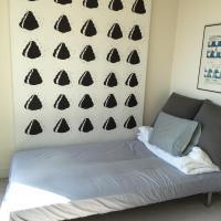 Solo Traveler Fulton Market Private Bedroom and Private Bath in Shared Unit