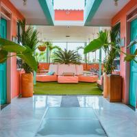 Flamingo Hostel & Coworking