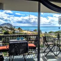 Pokai Bay Penthouse Studio, hotel in Waianae
