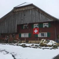 Kunz house, hotel in Flühli