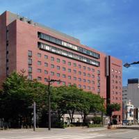Toyama Manten Hotel, hotel in Toyama