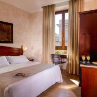 Hotel San Francesco, hotel en Trastevere, Roma