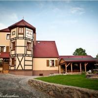 Dom Nad Rozlewiskiem, hotel in Połczyn-Zdrój