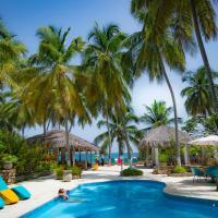 Hotel Restaurant Cyvadier Plage, hotel in Jacmel
