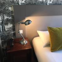Le Vert Galant, hôtel à La Flèche