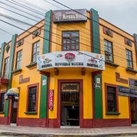 Hostal Riviera Sucre, hotel em Otavalo