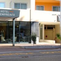 Hôtel L'Empreinte, hotel a Cagnes-sur-Mer