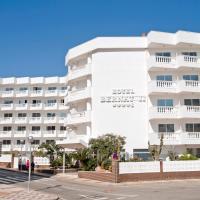 Hotel Bernat II 4*Sup, hotel in Calella
