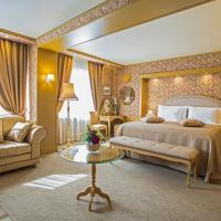 Izmailovo Alfa Hotel – hotel w Moskwie